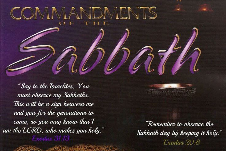 Sabbath is imperative, it is the beginning of beginnings, Sabbath was made for man not man made for sabbath, when that seventh day appears, its special to the one who sanctified it. You may consider any day in your schedule to be your rest day when you feel tired, but to God he ordained his day, so you must obey that day given. Who wouldn't desire rest?
