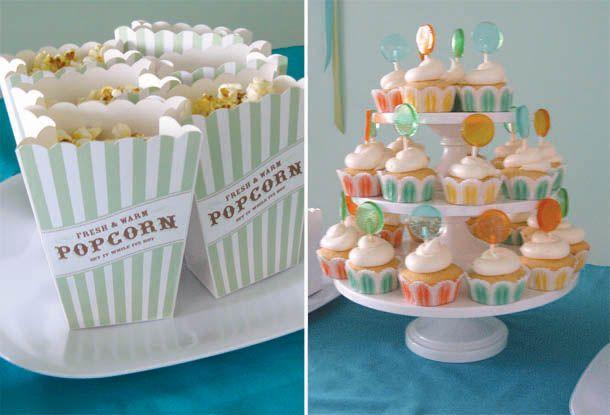 cupcake stand <3