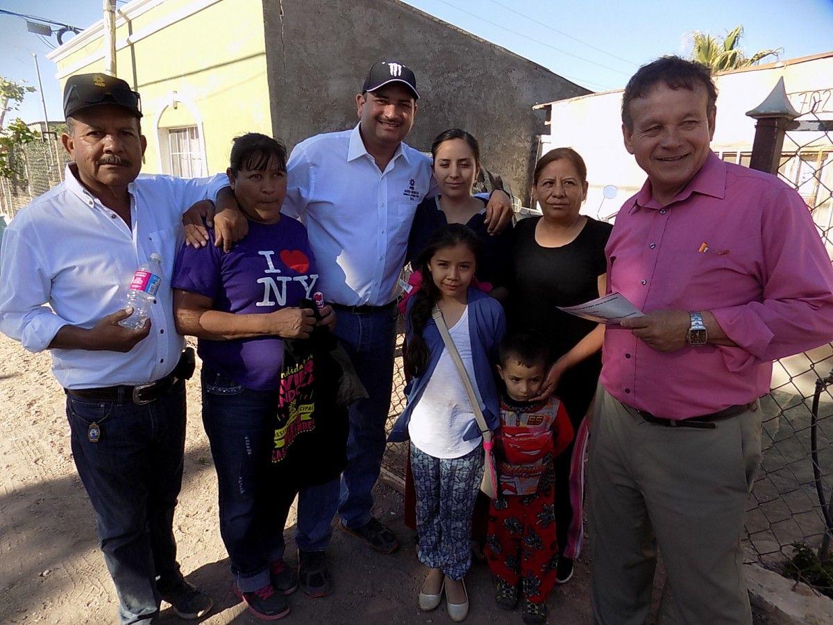 Pide Javier Mendoza del PRD en Nuevo Casas Grandes, debate de candidatos | El Puntero