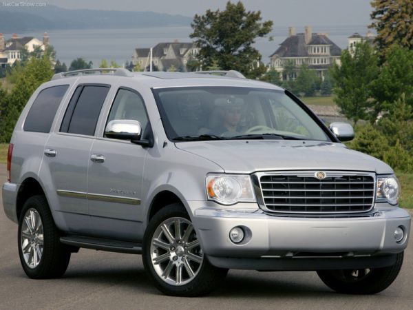 2015 Chrysler Aspen Suv Specs Price And Release Date Used Suv