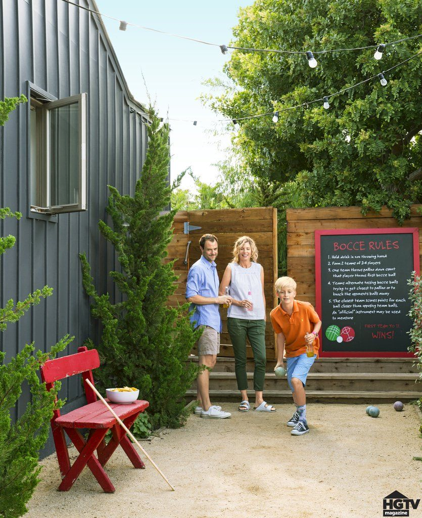 backyard bocce ball rules home design