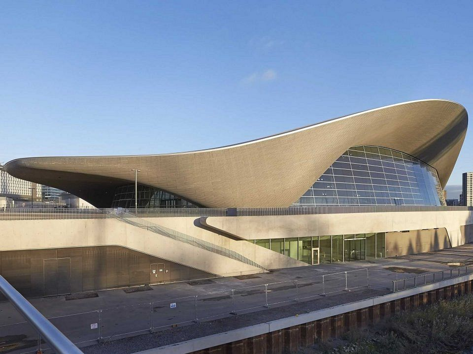 80 Best Zaha Hadid Famous Buildings In The World Modern