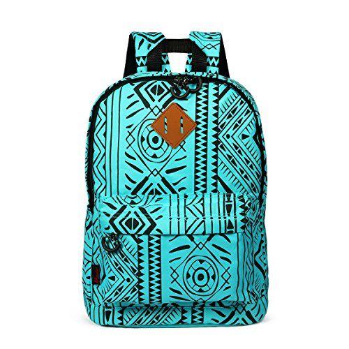 Advocator Tribal Stripe Traveling Bag Kid's Backpack School Bag ...