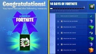 Start Or Join A Creative Server 14 Days Of Fortnite