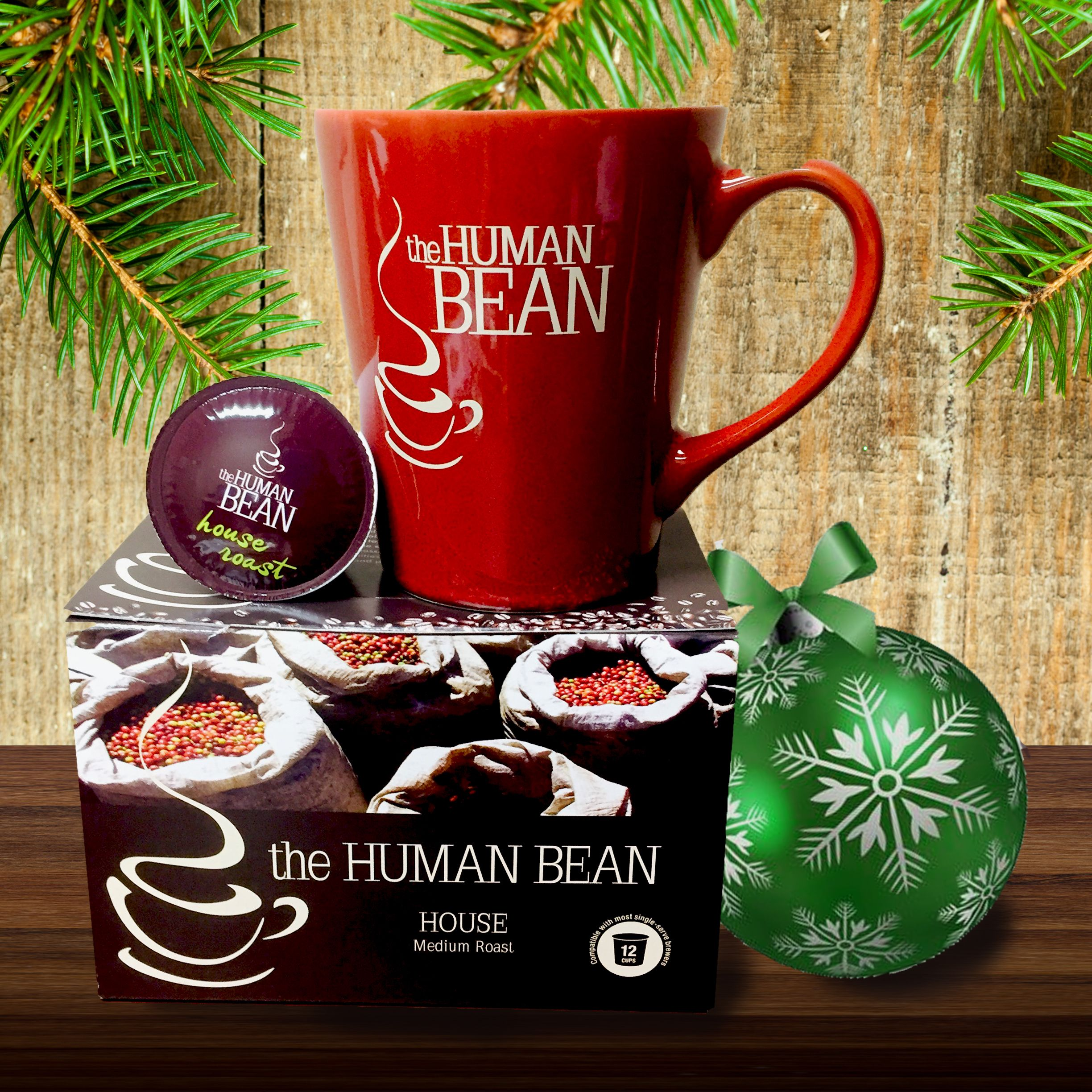Daily Fix Gift Package http://thehumanbean.com/holiday/