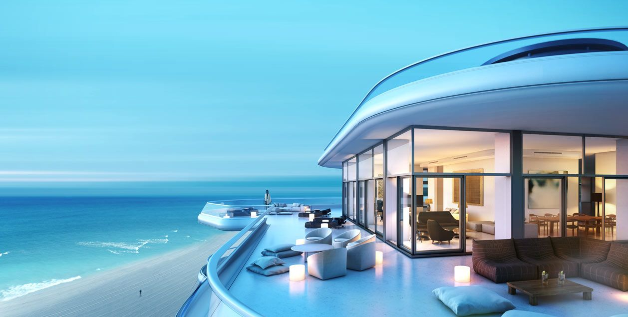 High Luxury and Ocean Views -Miami Beach