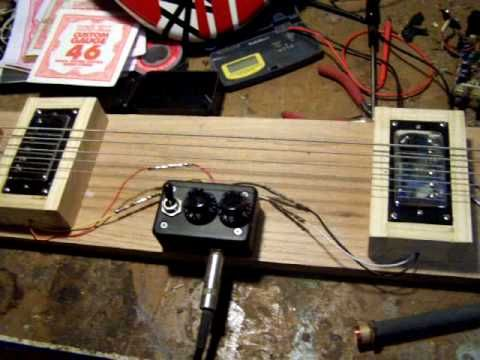 guitar drone resonator effect experiment youtube arduino raspberry pi and electronic s. Black Bedroom Furniture Sets. Home Design Ideas