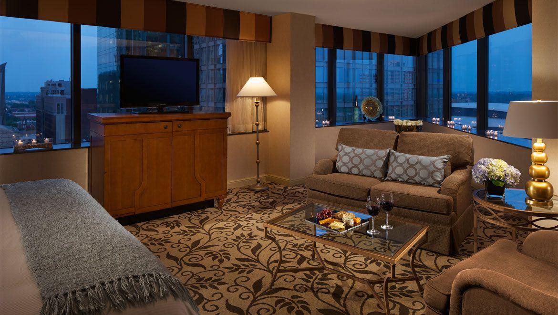 Charlotte Hotels Ballantyne Hotel Nc Favoritees Pinterest