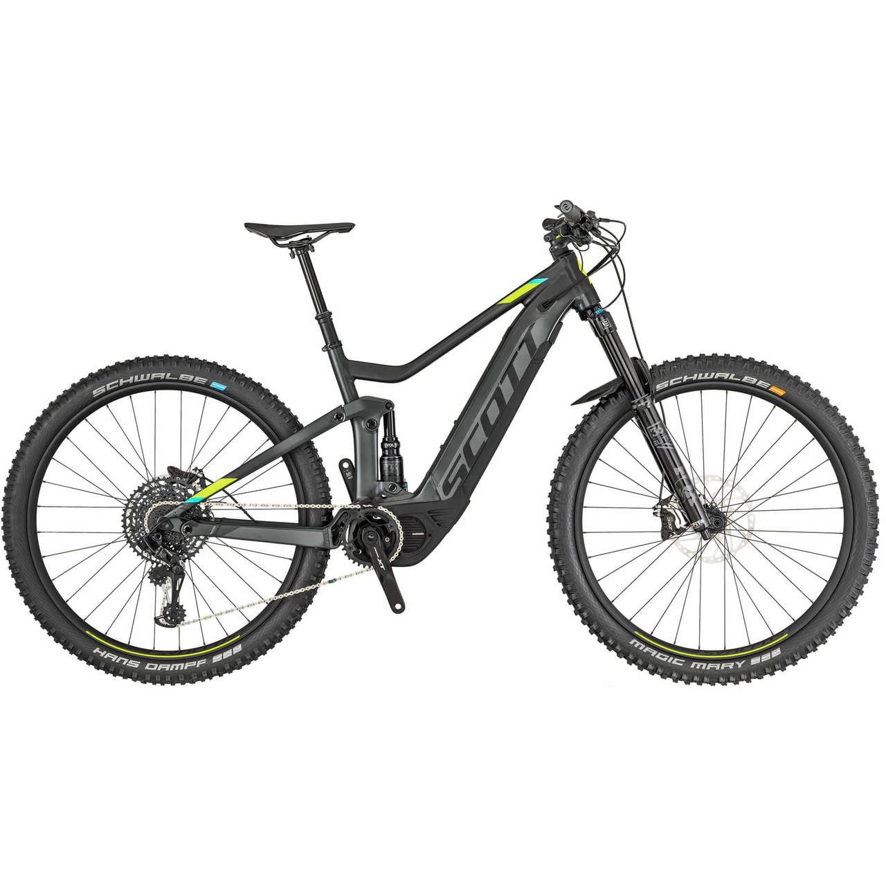 Scott Electric Genius Eride 910 2020 Electric Mountain Bike