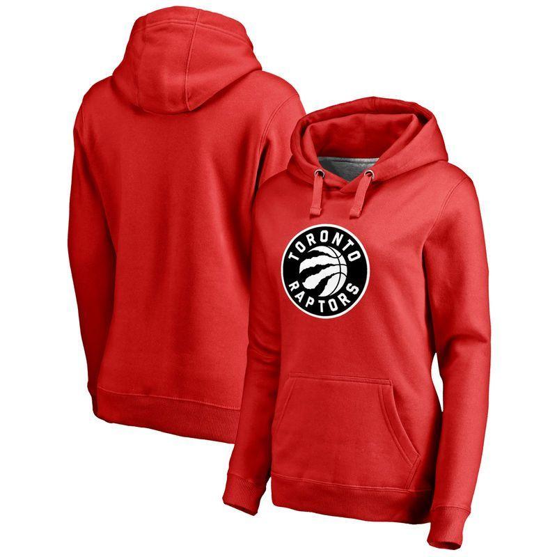 Cheap Toronto Raptors Fanatics Branded Women's Primary Logo Pullover  free shipping
