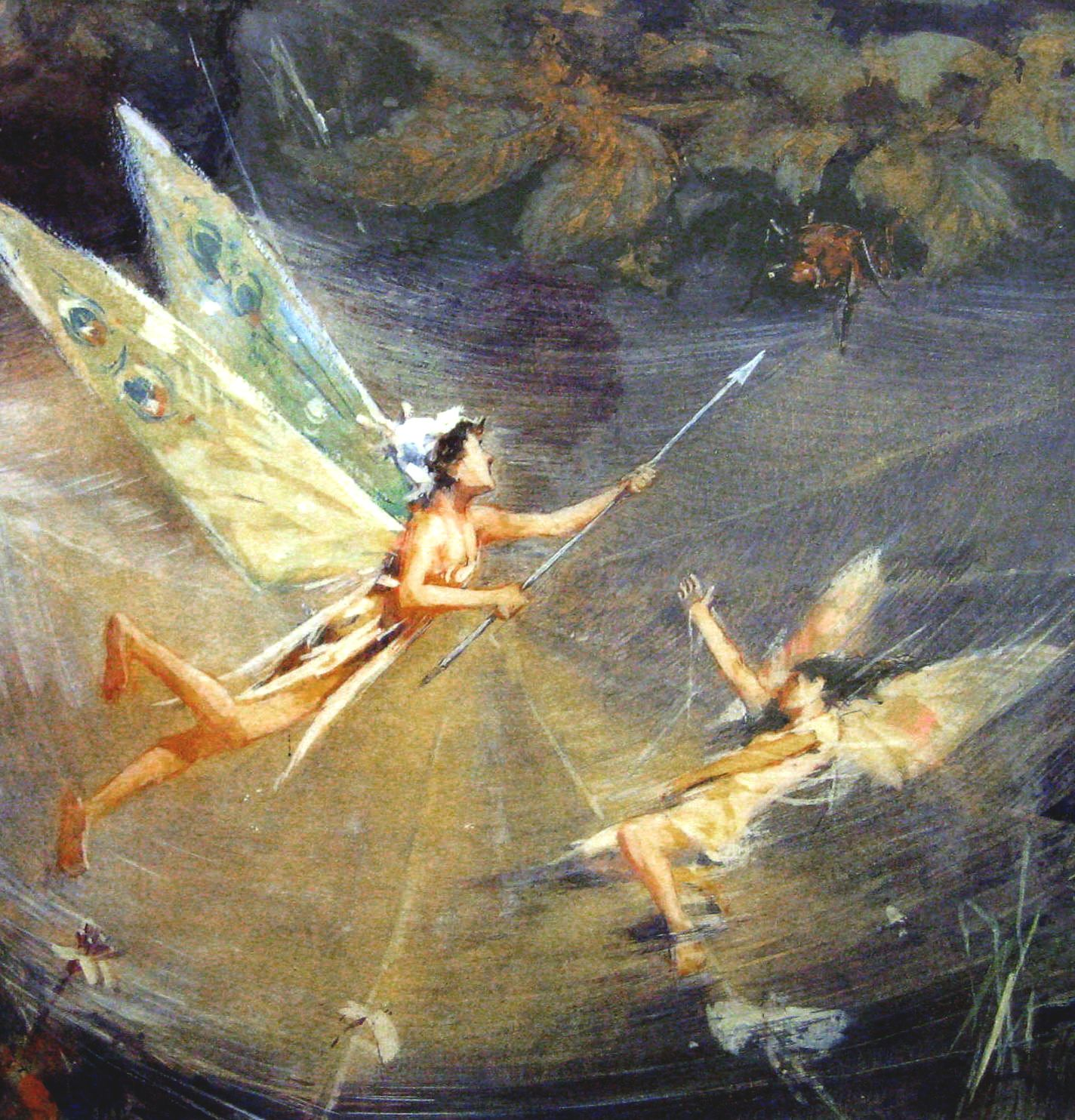 Image result for renaissance fairy painting