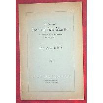 San Martin - Su Ultimos Años Y La Noticia De Su Muerte