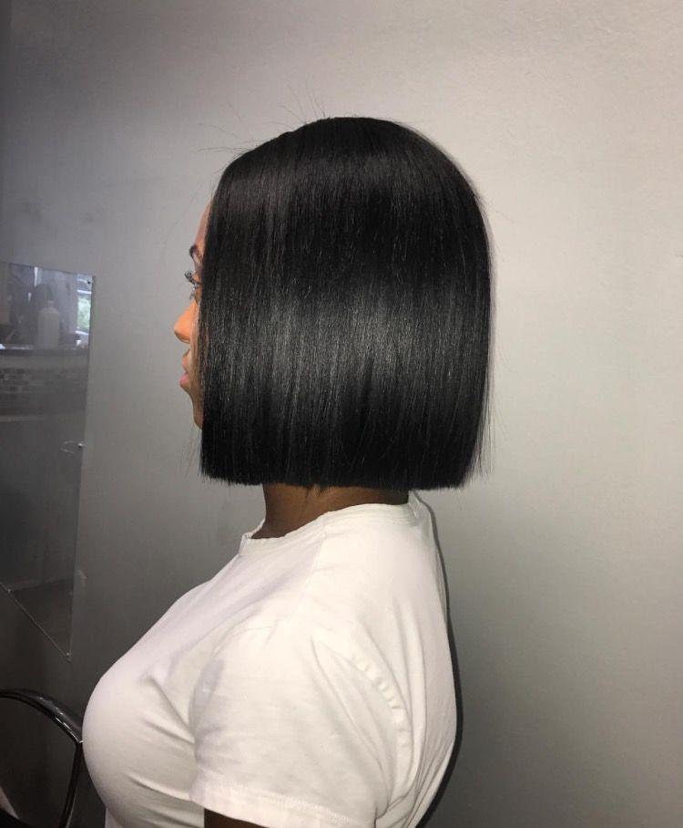 Blunt Cut Bob Weave : blunt, weave, Style, #bluntcut, #weave, #short, #black, #fashion, #style, #girls, #followme, #followback, #follow4follow, #T…, Styles,, Length, Hair,, Short, Styles