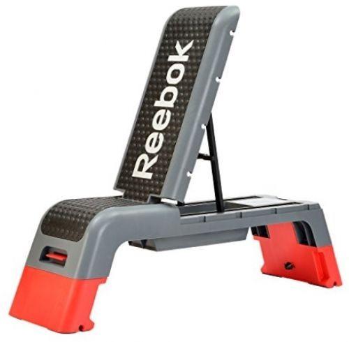 reebok adjustable step