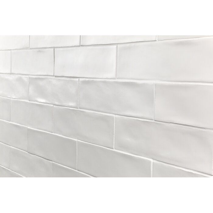 Strait 3 x 12 Ceramic Subway Tile