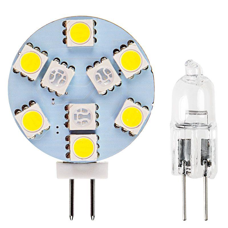G4 Led Bulb Dual Color Bi Pin Led Disc 15w Equivalent
