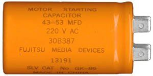 Sears Craftsman Liftmaster Chamberlain Capacitor Part 30b387 By Sears 10 80 Capacitor Part 30b387 Is Com Home Hardware Home Doors Residential Garage Doors