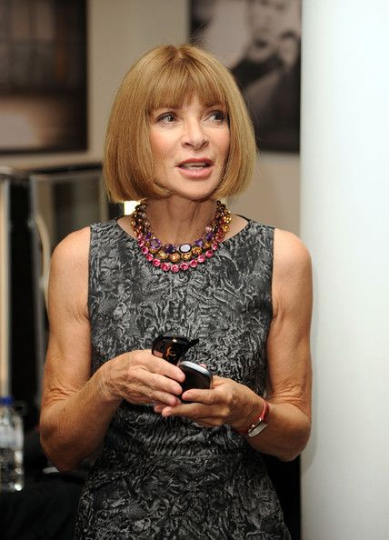 anna wintour young