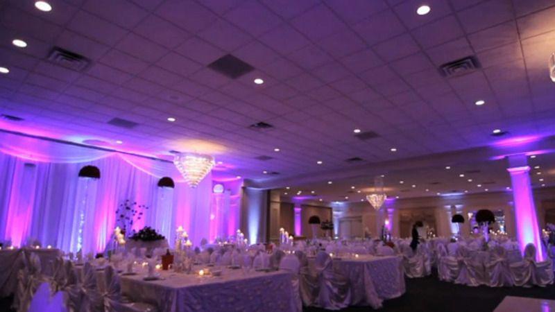 diy wedding reception lighting. DIY Wedding Reception Lighting | And Videographer!), Sent In A Video Showing Diy