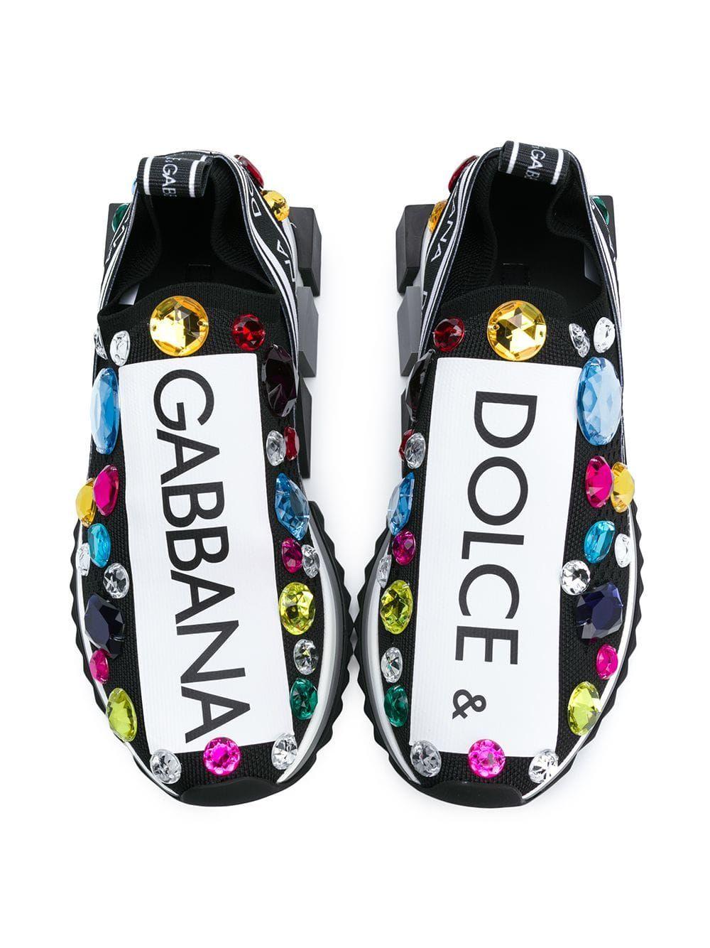 Dolce \u0026 Gabbana Sorrento Sneakers