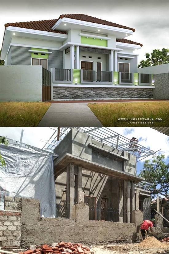 37 Foto On Project Rumah Minimalis Ala Lingkarwarna 1000 Inspirasi Desain Arsitektur Teknologi Konstruksi D Desain Rumah Bungalow Rumah Minimalis Arsitektur
