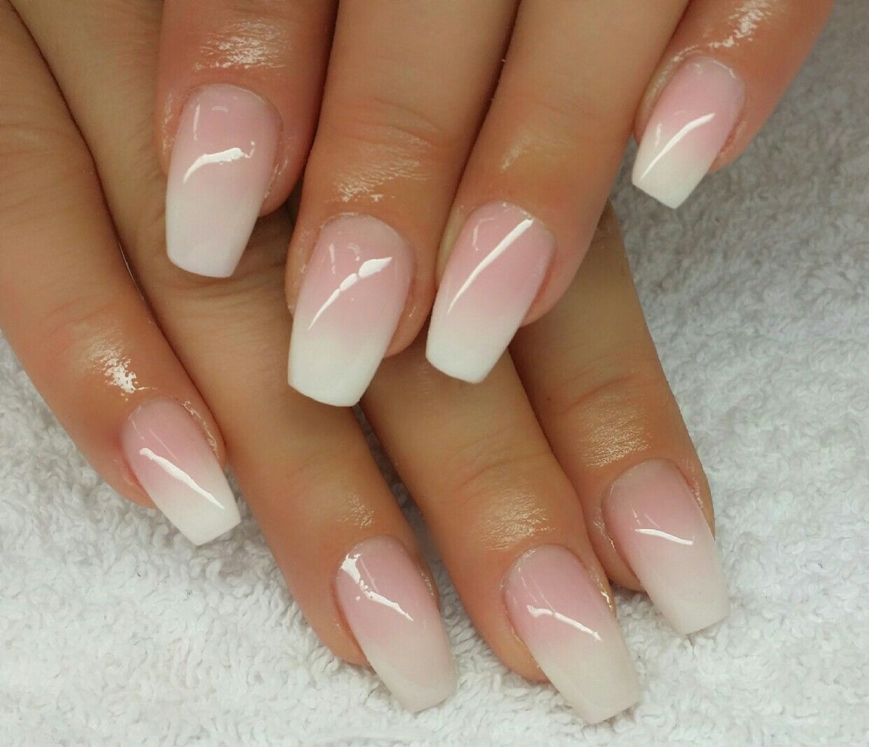 Nägel Bilder Nail Design Babyboomer Siebenschön Nails In 2019