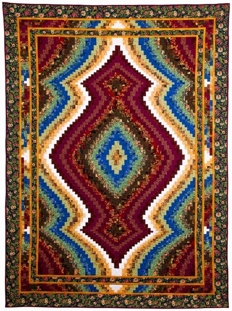 Arabian Nights by Verna Chernoff. National Juried Show 2013 ... : canadian quilting association - Adamdwight.com