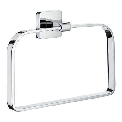Smedbo Ice Wall Mounted Towel Ring