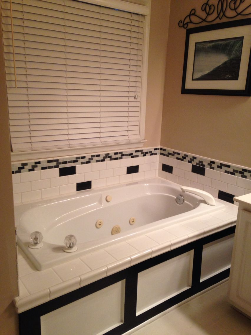 Tub after