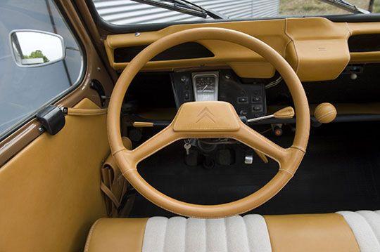 Citroen 2cv 6 Special Interiores De Coches Interior De Autos Citroen 3cv