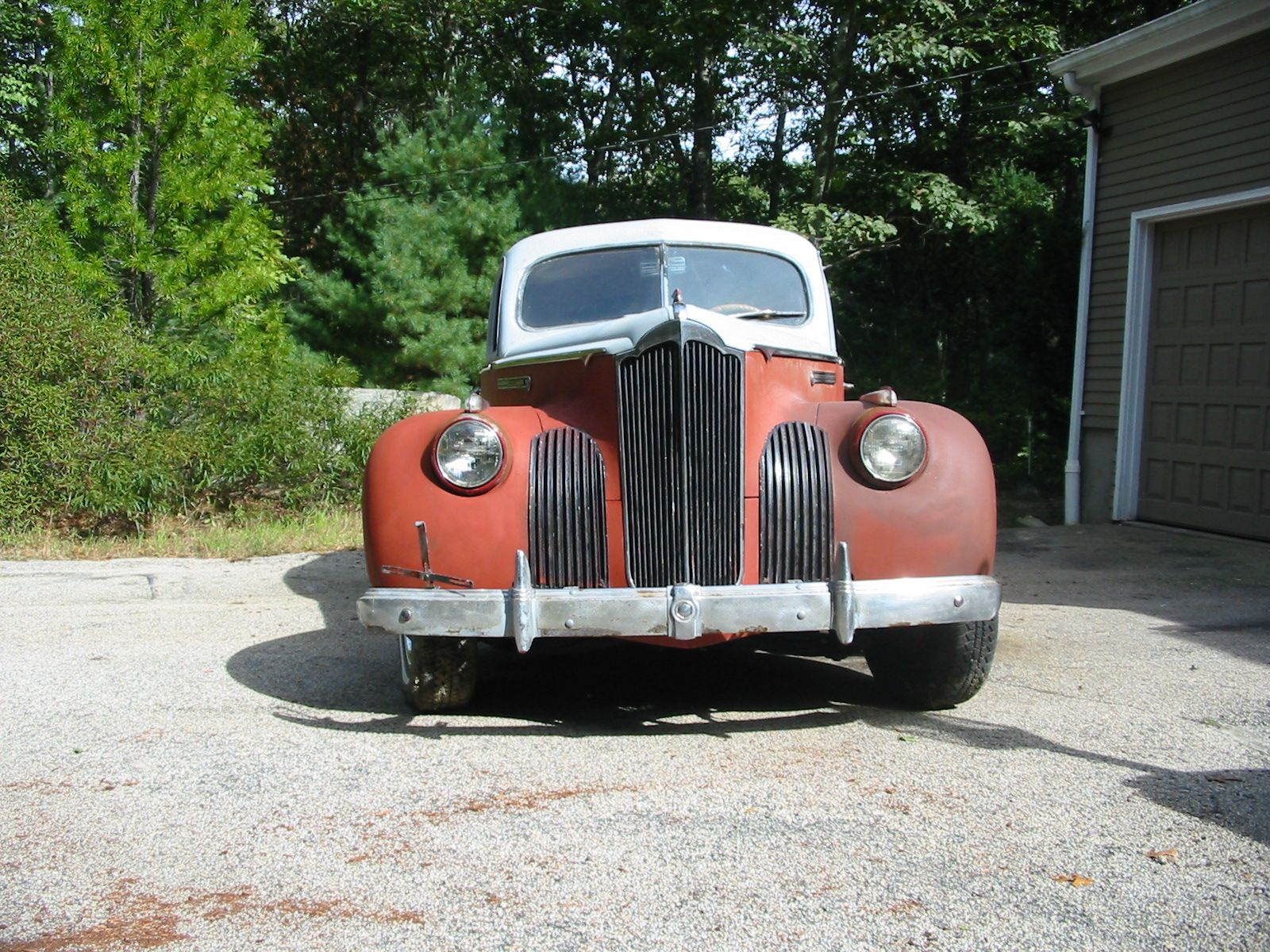 1941 Packard, headliners   1941 Packard 110 Project for Sale ...