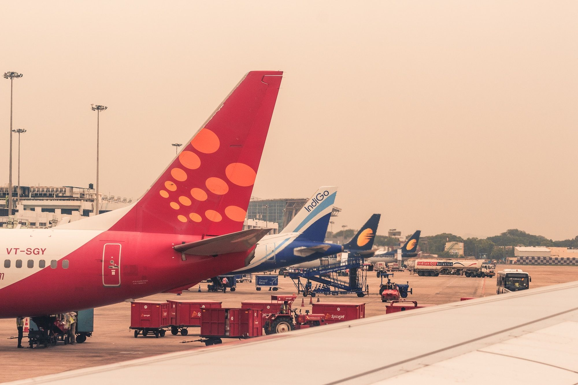 Dallas Fort Worth to Chennai India Airfare Deals in 2020