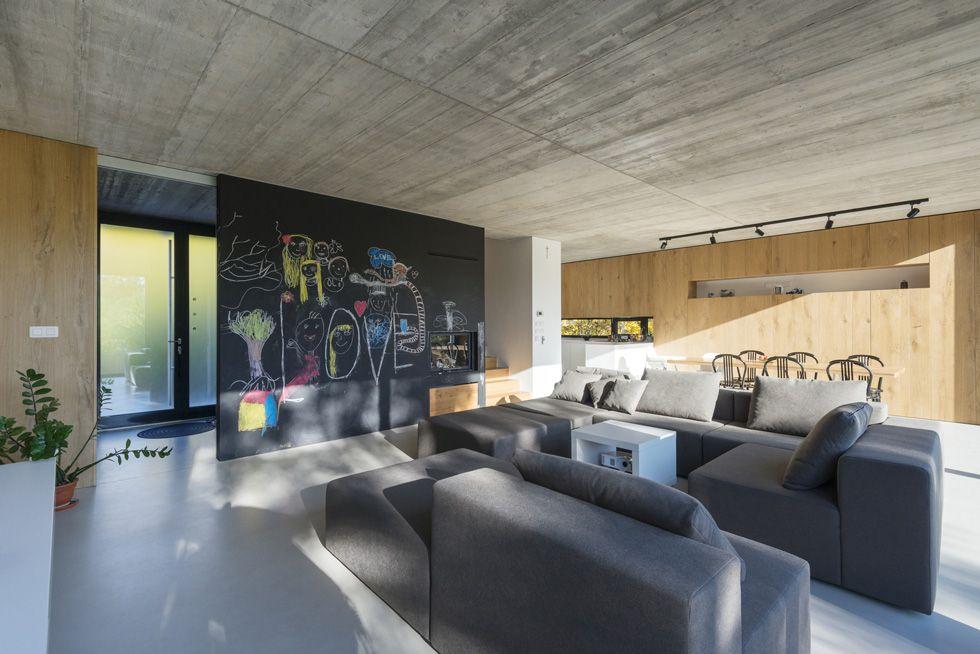 Colore pareti soggiorno • Idee per cambiare stile   Pareti soggiorno ...