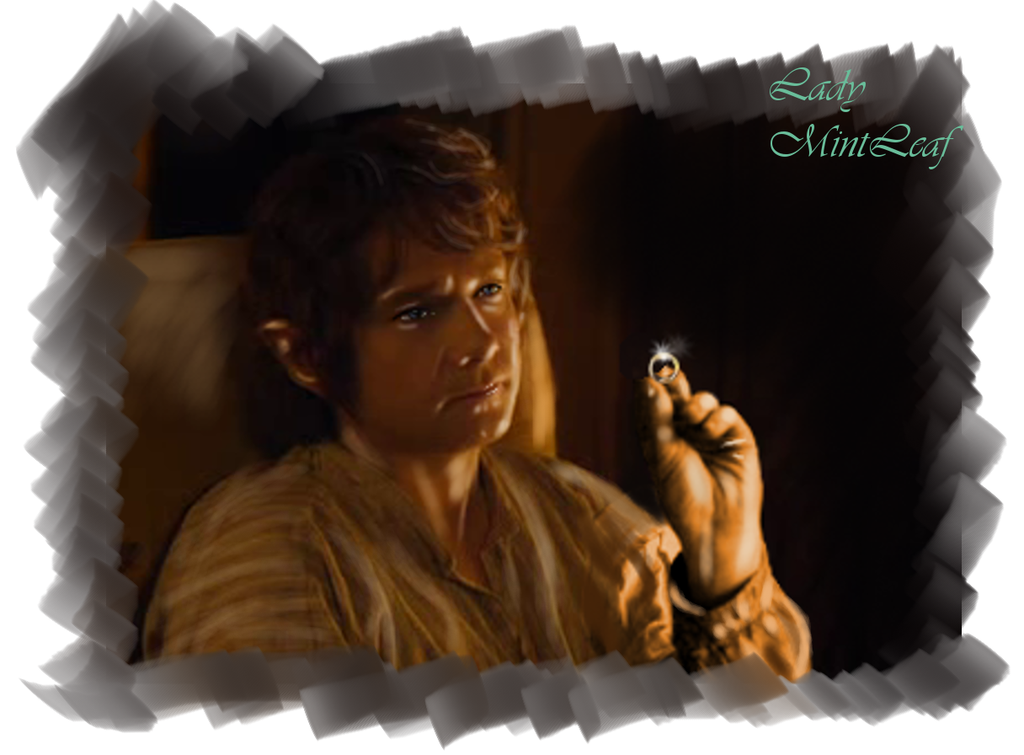 Bilbo´s Reflections (after The Journey) by LadyMintLeaf on Deviantart