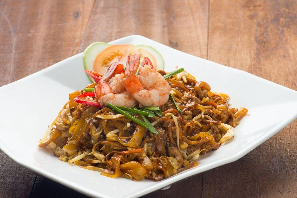 Resep Kwetiau Goreng Seafood Ide Makan Malam Praktis Hari Ini Di 2020 Makan Malam Ide Makanan Ide Makan Malam