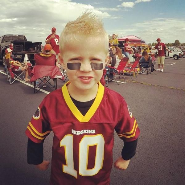 Get your game face on! #HTTR