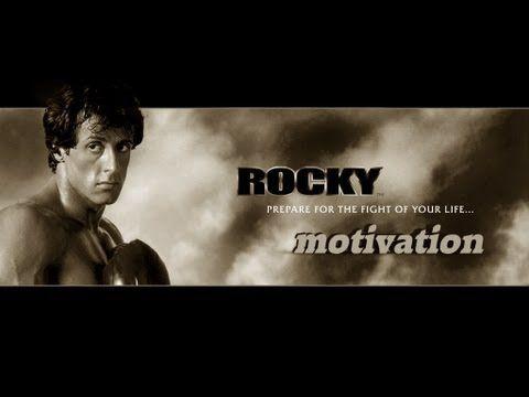 Rocky Tribute Favorites Motivational Speeches