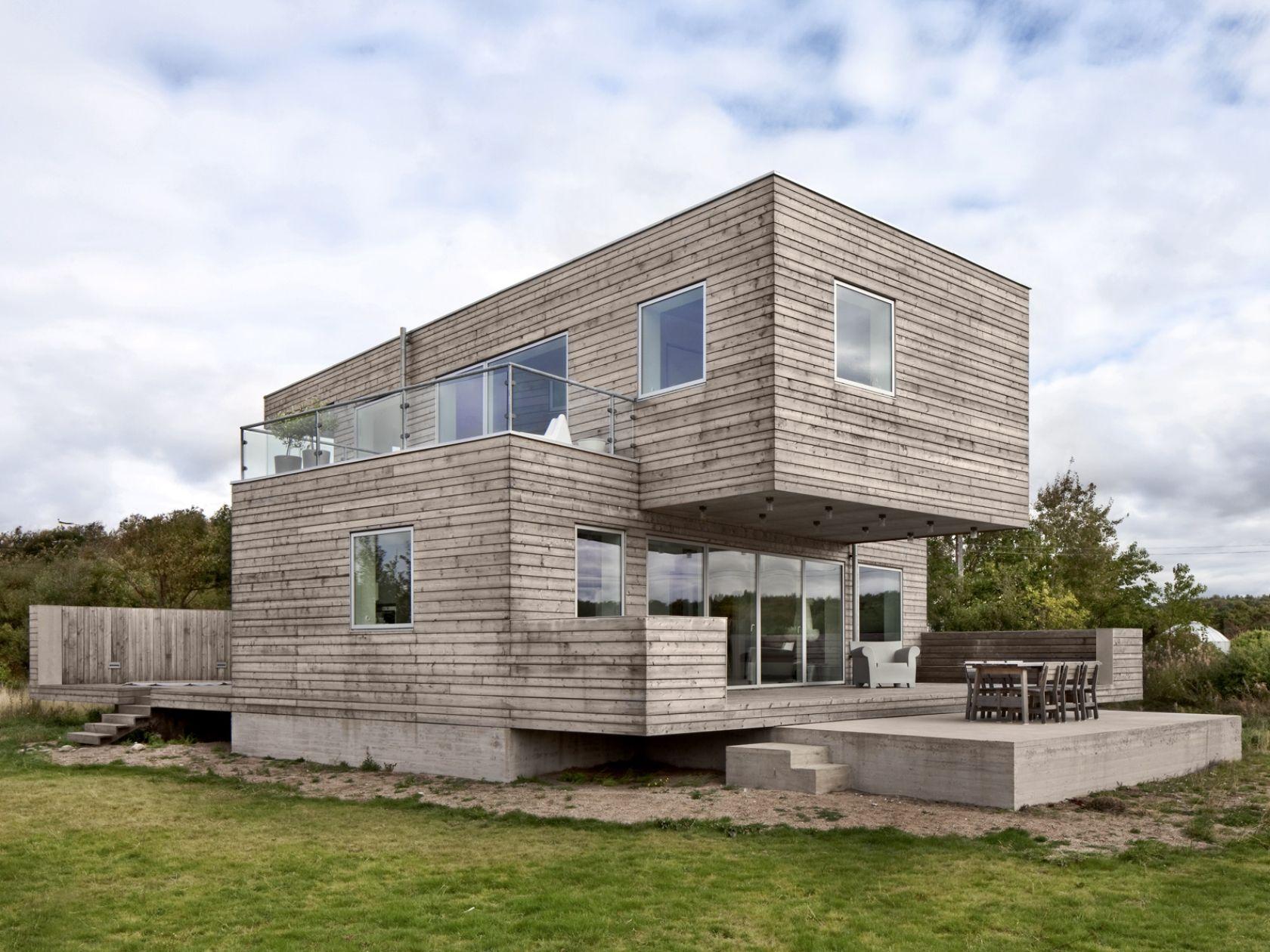 Architizer Beach Box Beach House Design Architecture Mediterranean Style House Plans
