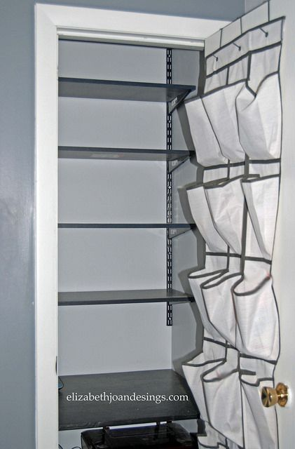 Closet to Office Makeover