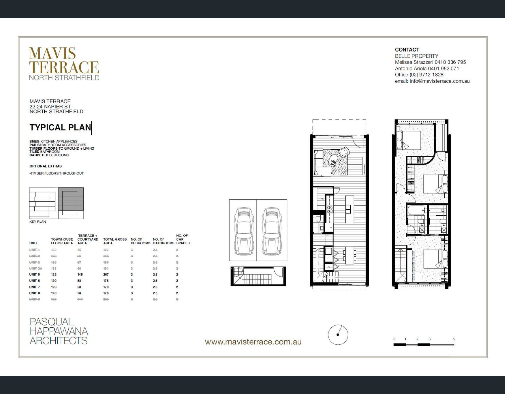 22 24 Napier Street North Strathfield Nsw 2137 Townhouse For Sale Realestate Com Au Em 2020