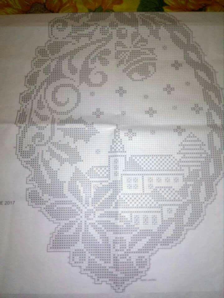 Schemi gratis da realizzare a filet punto croce maglia for Schemi pizzi uncinetto