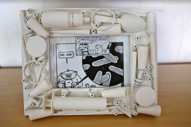 Romukehys / scrap frame by norsuneiti, via Flickr