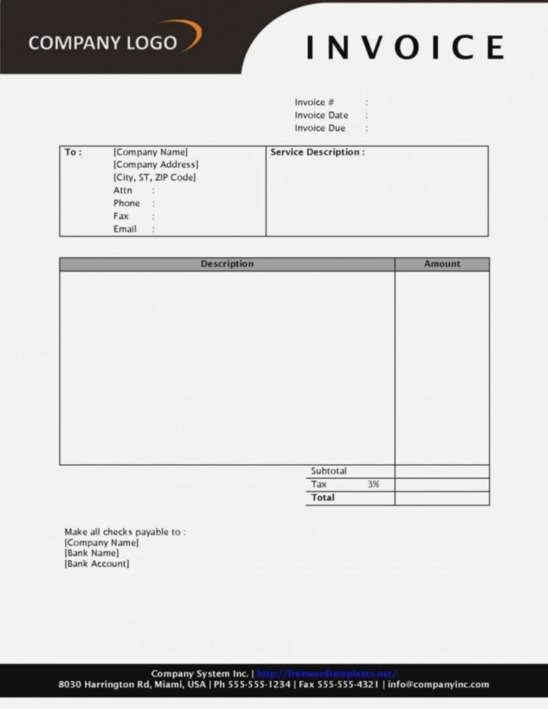 012 Invoice Template Word Free Unbelievable Ideas Proforma With Free Printab Invoice Template Word Photography Invoice Template Microsoft Word Invoice Template