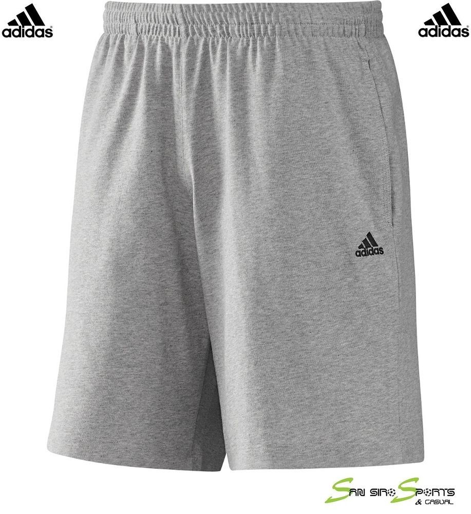 adidas cotton shorts
