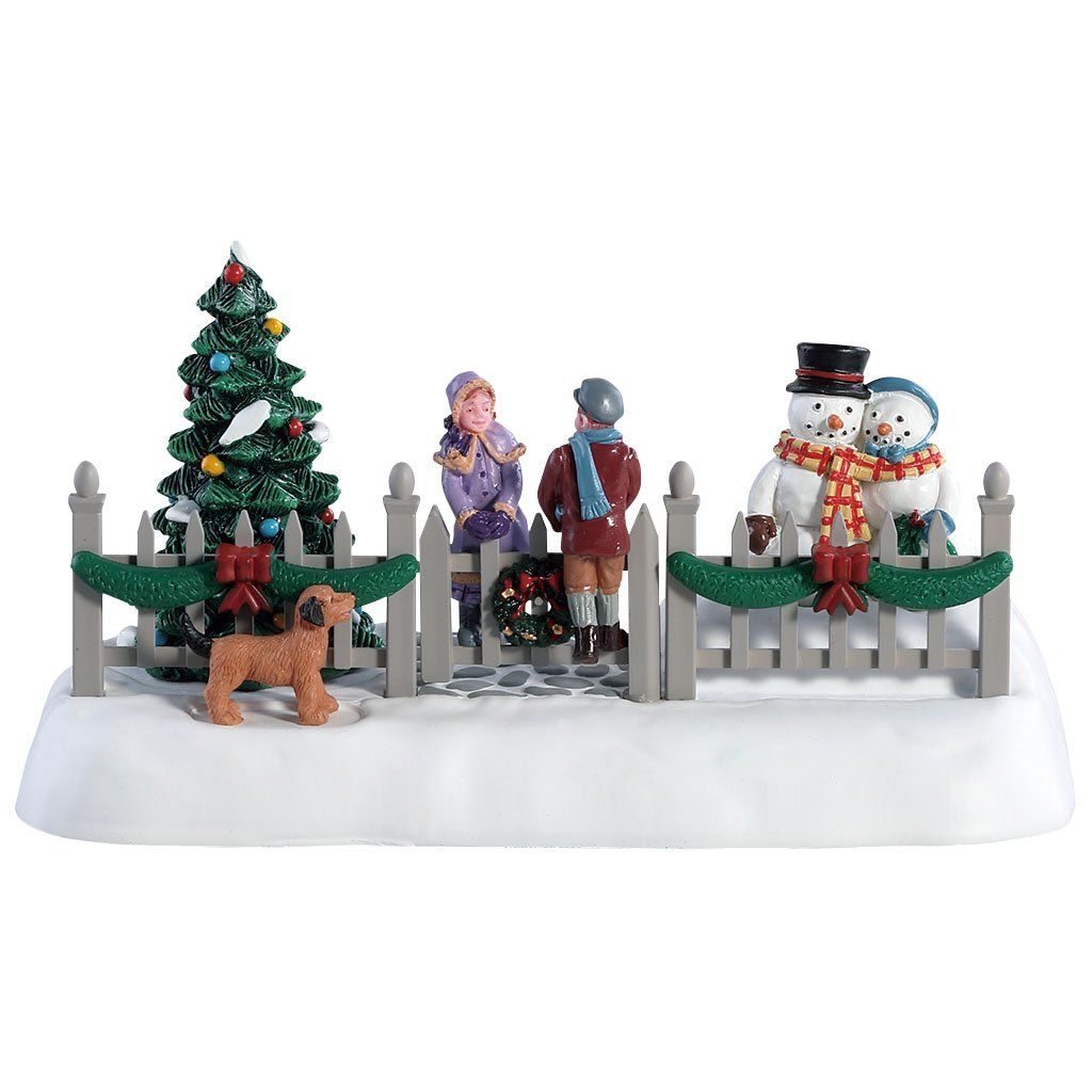 Lemax 84351 Swinging Gate Lemax Christmas Village Christmas Village Collections Christmas Village Accessories
