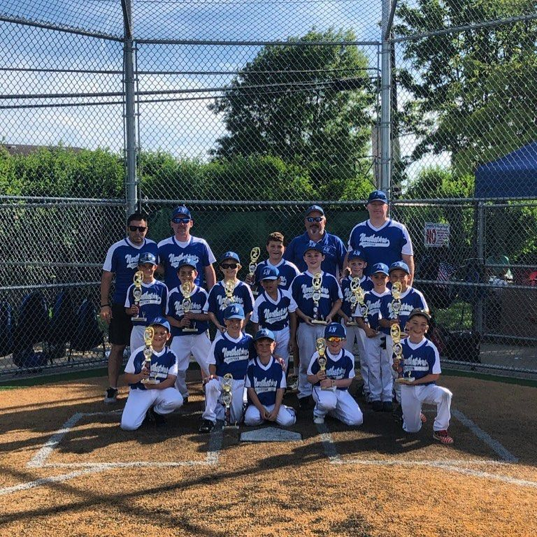 Congratulations To The 2019 Spring Training Champions 8u Federated Levittown Northstars In 2020 Youth Sports Baseball League Levittown