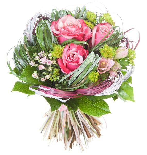 Букет с доставкой по россии радужные розы в москве купить