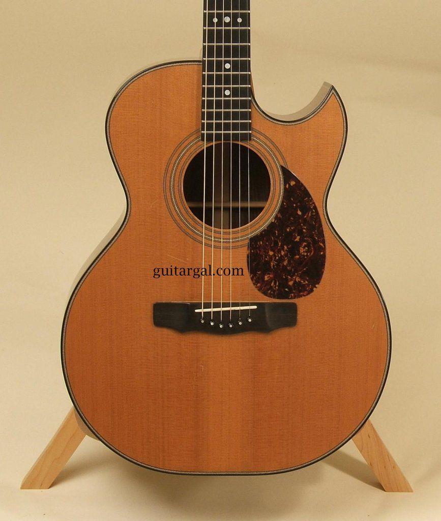 Olson Guitar Used Indian Rosewood Sj Cutaway Acoustic Guitar Guitar Acoustic Guitar Strings