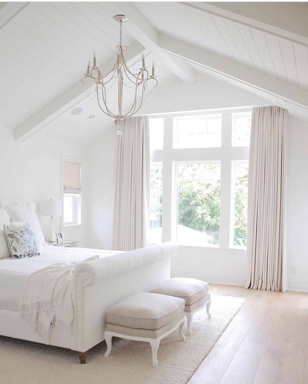 Dreamy White Master Bedrooms Guest Bedroom Ideas For A Spa Like