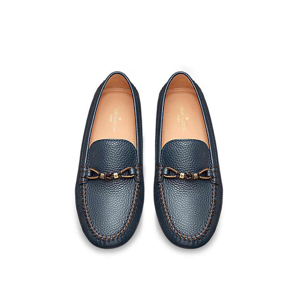 96487834cd Raspail Moccasin in MEN's SHOES collections by Louis Vuitton ...